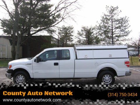 2012 Ford F-150 for sale at County Auto Network in Ballwin MO
