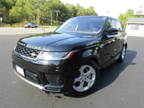 2020 Land Rover Range Rover Sport for sale at Guarantee Automaxx in Stafford VA