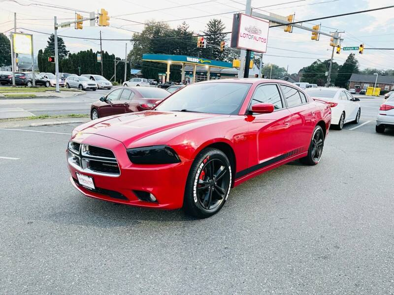 2013 Dodge Charger for sale at LotOfAutos in Allentown PA