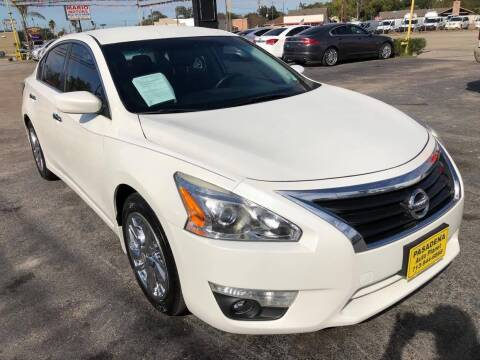 2015 Nissan Altima for sale at Pasadena Auto Planet in Houston TX