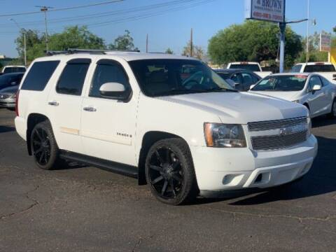 2007 Chevrolet Tahoe for sale at Brown & Brown Wholesale in Mesa AZ