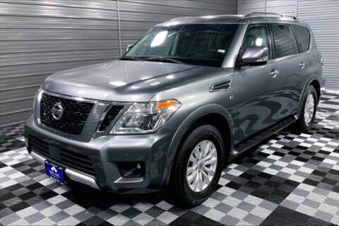2017 Nissan Armada for sale at TRUST AUTO in Sykesville MD