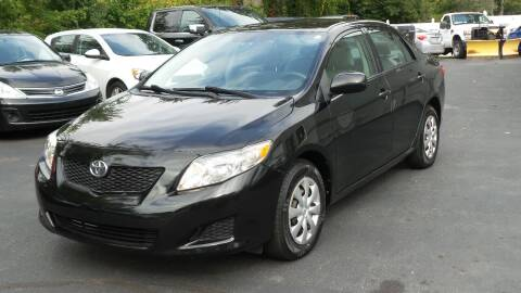 2010 Toyota Corolla for sale at JBR Auto Sales in Albany NY