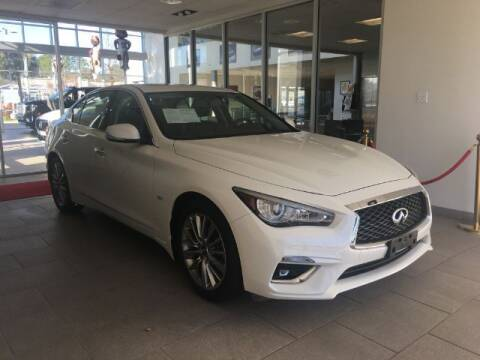 2018 Infiniti Q50 for sale at Adams Auto Group Inc. in Charlotte NC