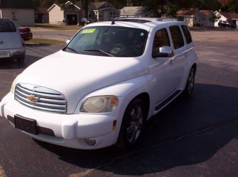 2011 Chevrolet HHR for sale at LAKESIDE MOTORS LLC in Houghton Lake MI