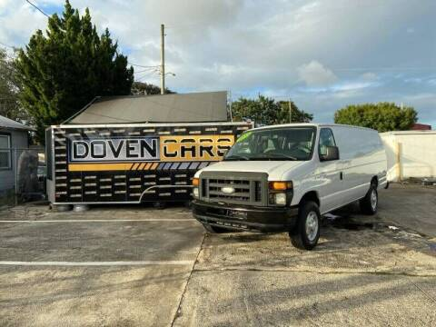 2014 Ford E-Series Cargo for sale at DOVENCARS CORP in Orlando FL