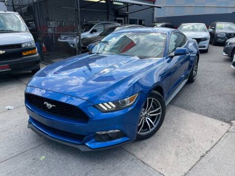 2017 Ford Mustang for sale at Newark Auto Sports Co. in Newark NJ