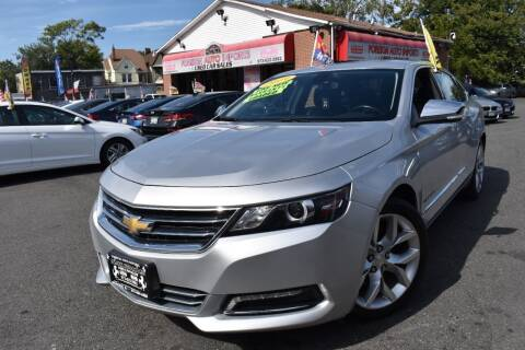2019 Chevrolet Impala for sale at Foreign Auto Imports in Irvington NJ