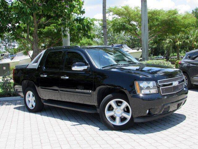 2007 Chevrolet Avalanche for sale at Auto Quest USA INC in Fort Myers Beach FL