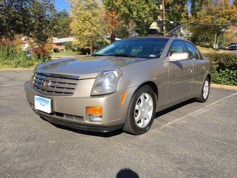 2004 Cadillac CTS for sale at Car World Inc in Arlington VA