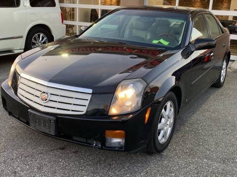2007 Cadillac CTS for sale at MAGIC AUTO SALES in Little Ferry NJ
