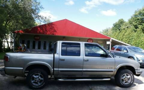 2002 Chevrolet S-10 for sale at CARS II in Brookfield OH