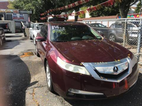 2010 Acura TL for sale at Chambers Auto Sales LLC in Trenton NJ