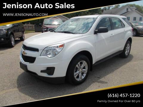2013 Chevrolet Equinox for sale at Jenison Auto Sales in Jenison MI