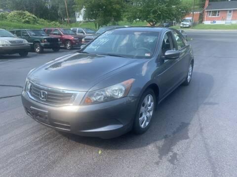 2008 Honda Accord for sale at KP'S Cars in Staunton VA