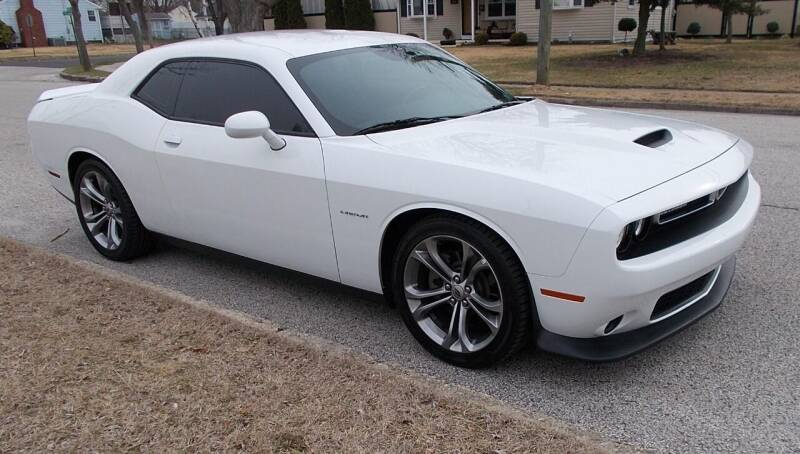 2020 Dodge Challenger for sale at C & C AUTO SALES in Riverside NJ