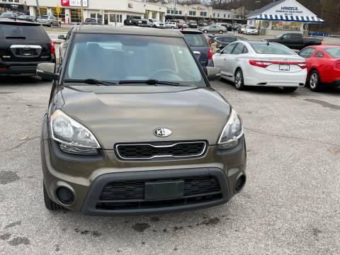 2012 Kia Soul for sale at H4T Auto in Toledo OH