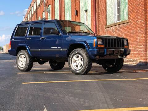 2000 Jeep Cherokee for sale at Michael Thomas Motor Co in Saint Charles MO
