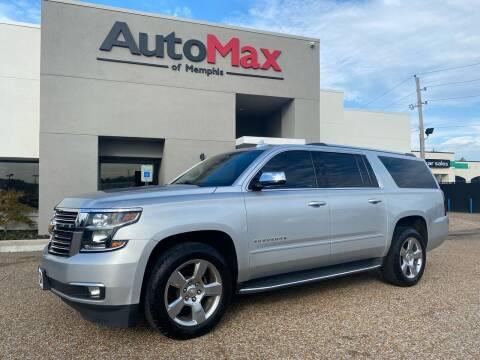 2017 Chevrolet Suburban for sale at AutoMax of Memphis - Alex Vivas in Memphis TN