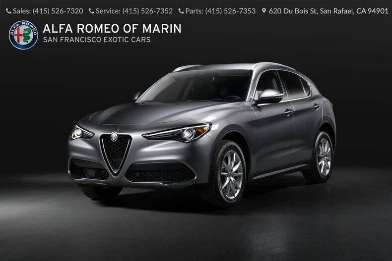 2018 Alfa Romeo Stelvio for sale in Richardson, TX
