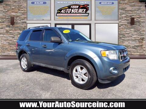 2012 Ford Escape for sale at Your Auto Source in York PA