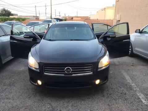 2010 Nissan Maxima for sale at Reliable Auto Sales in Plano TX