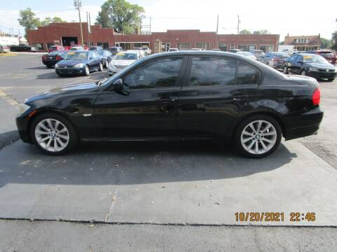 2011 BMW 3 Series for sale at Taylorsville Auto Mart in Taylorsville NC