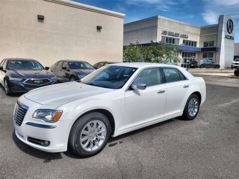 2011 Chrysler 300 for sale at JOE BULLARD USED CARS in Mobile AL