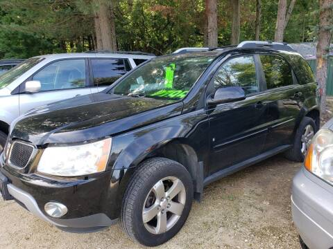 2006 Pontiac Torrent for sale at Northwoods Auto & Truck Sales in Machesney Park IL