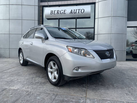2010 Lexus RX 350 for sale at Berge Auto in Orem UT