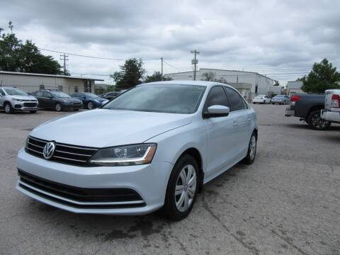2017 Volkswagen Jetta for sale at Grays Used Cars in Oklahoma City OK