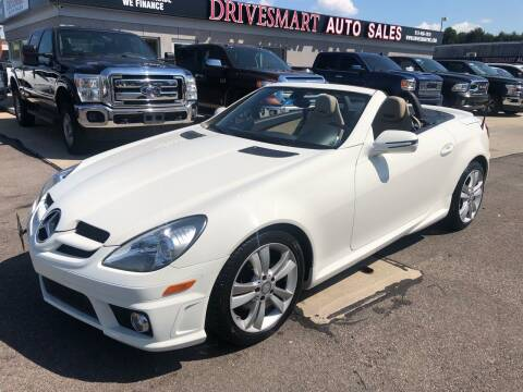 2011 Mercedes-Benz SLK for sale at DriveSmart Auto Sales in West Chester OH