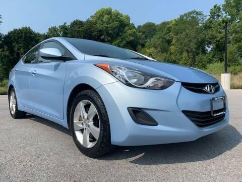 2011 Hyundai Elantra for sale at Auto Warehouse in Poughkeepsie NY