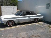 1962 Pontiac Tempest for sale at Classic Car Deals in Cadillac MI
