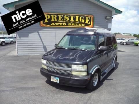 1995 Chevrolet Astro for sale at PRESTIGE AUTO SALES in Spearfish SD