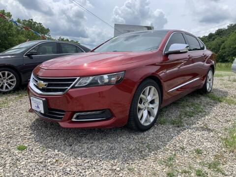 2014 Chevrolet Impala for sale at Court House Cars, LLC in Chillicothe OH