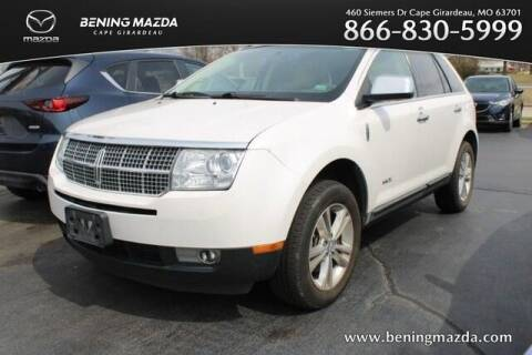 2010 Lincoln MKX for sale at Bening Mazda in Cape Girardeau MO