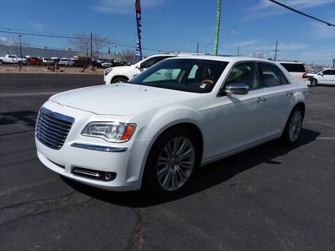 2013 Chrysler 300 for sale at ALOHA USED CARS in Las Vegas NV