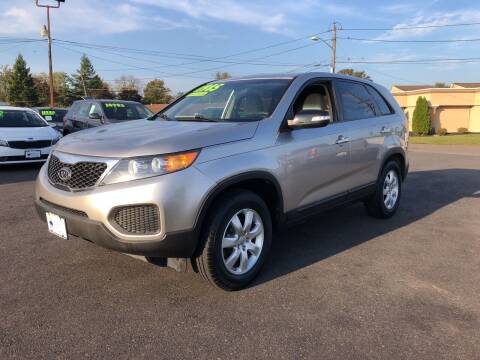 2013 Kia Sorento for sale at Majestic Automotive Group in Cinnaminson NJ