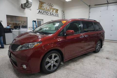 2017 Toyota Sienna for sale at Elite Auto Sales in Idaho Falls ID