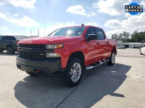 2021 Chevrolet Silverado 1500 for sale at Hardy Auto Resales in Dallas GA