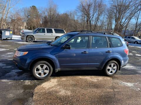 2011 Subaru Forester for sale at Balfour Motors in Agawam MA