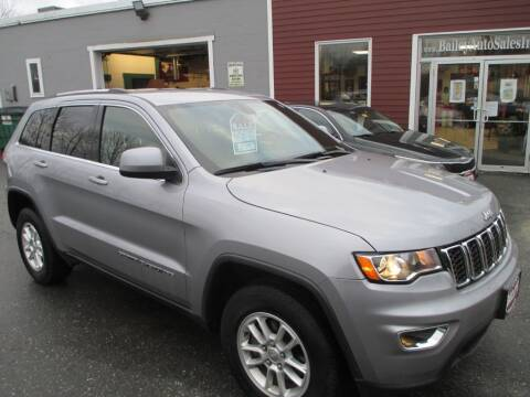 2018 Jeep Grand Cherokee for sale at Percy Bailey Auto Sales Inc in Gardiner ME