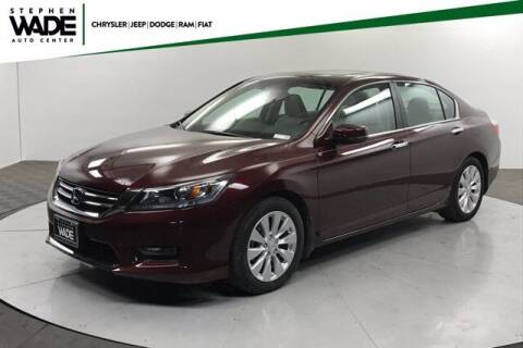 2015 Honda Accord for sale at Stephen Wade Pre-Owned Supercenter in Saint George UT