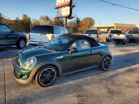 2013 MINI Roadster for sale at Aaron's Auto Sales in Poplar Bluff MO