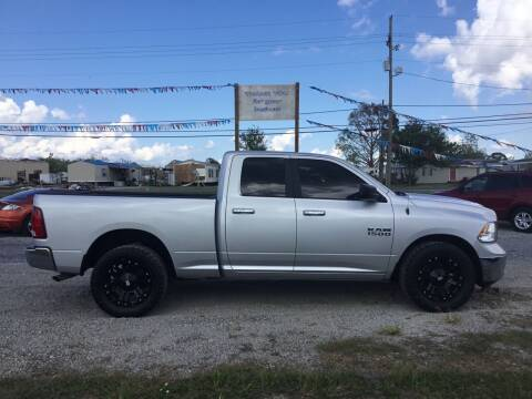 2017 RAM Ram Pickup 1500 for sale at Affordable Autos II in Houma LA