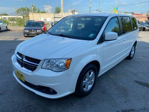 2012 Dodge Grand Caravan for sale at ASHLAND AUTO SALES in Columbia MO