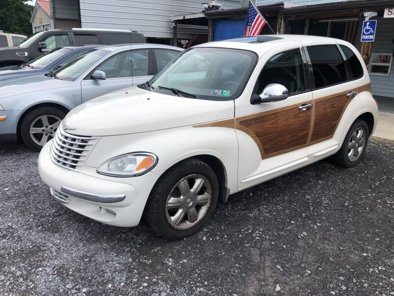 2002 Chrysler PT Cruiser Limited Edition 4dr Wagon - East Freedom PA