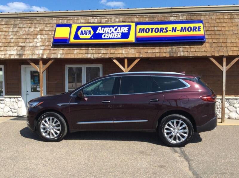 2019 Buick Enclave for sale at MOTORS N MORE in Brainerd MN