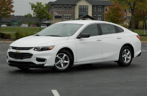 2017 Chevrolet Malibu for sale at MOKENA AUTOMOTIVE INC in Mokena IL